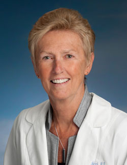 Angela B. Robbins, MD, FACS, of The Philip Israel Breast Center