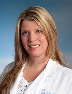 Amanda Panchame, NP-C, The Philip Israel Breast Center